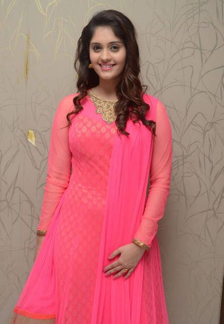 Surabhi Latest Hot Spicy Pink Dress PhotoShoot Images At Gentleman Movie Success Meet  actress Surabhi
