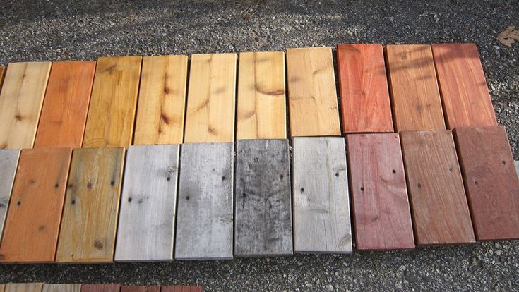 Wood Deck Sealer Vs Stain