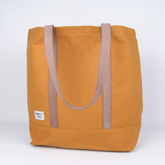 Alex / Tote big. rusty orange