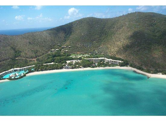Hayman Island Resort, Queensland Australia. One of the best places I have ever been.