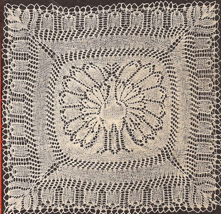 The 641 best Kootud linikud images on Pinterest | Crochet lace, Lace ...