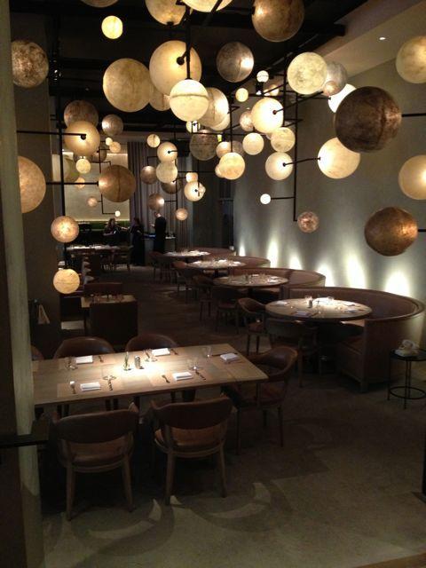 Public, Chicago. Amazing restaurant light fixtures!