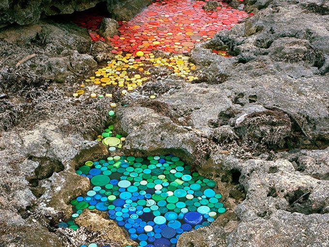 Este hombre hace arte con basura mexicana   ActitudFEM