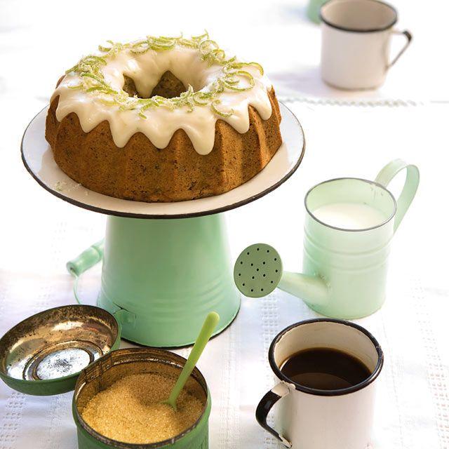Courgette (Zucchini) cake recipe Top Billing