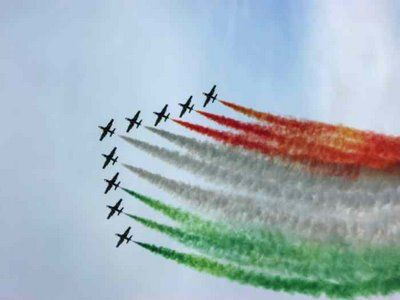 republic day fighter aircraft sky parade - Google Search