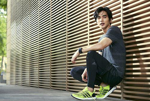 Yoo Seung Ho Runs His Way into Hearts as the New Face of Adidas Korea   A Koala's Playground
