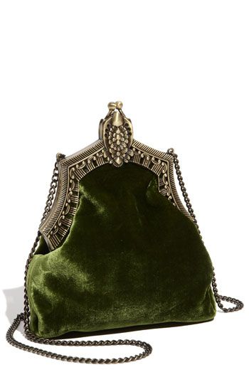 House of Harlow 1960 'Rey' Velvet Pouch <3