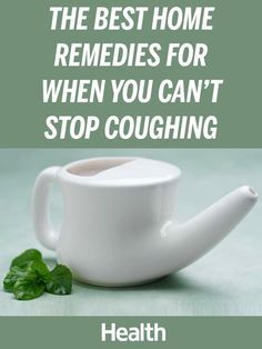 From the cold and flu to allergies or acid reflux, there are many reasons why you may start coughing. Here are the non-medicine ways to help you stop. | Health.com