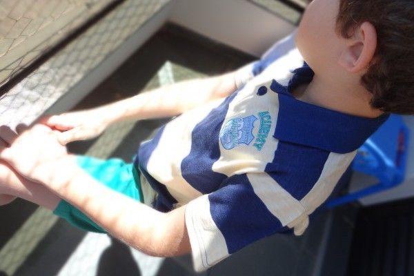 """Roupa confortável (e estilosa) pra criança parece ser básico né? Mas não! Por isso, experimentei uma nova marca pra ver se passava no """"teste""""! Confira!"""