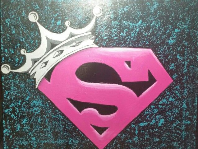 Superman custom design