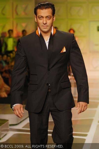 Salman Khan-Salman on ramp- The Times of India