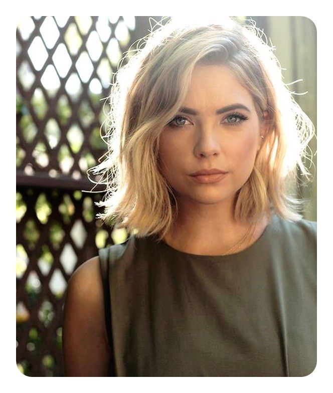 112 Best Blunt Bob Hairstyles for 2018