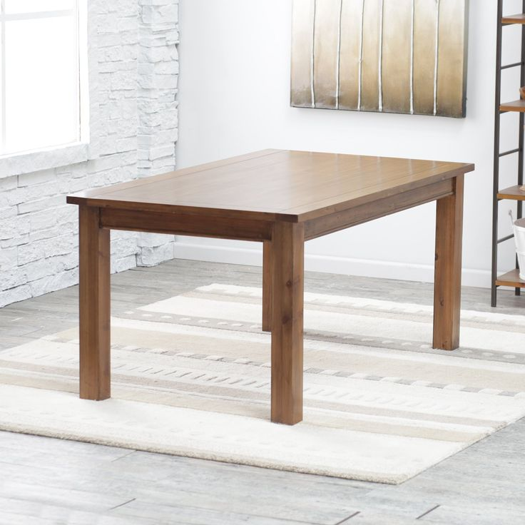 Belham Living Townsend Dining Table | Www.hayneedle.com Amazing Ideas