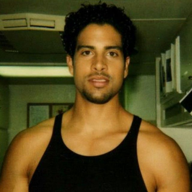 Pin for Later: All the Times Adam Rodriguez Was the Hot Guy of Your Dreams When His #TBT Photo Made You Realize He's Always Been Hot