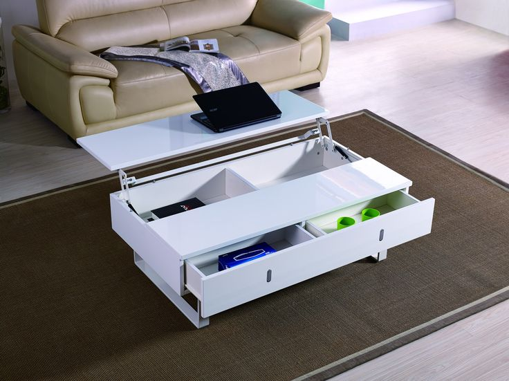Best 25 table basse relevable ideas on pinterest - Transformer palette table basse ...