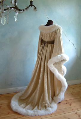 Medieval Bride: Dress of the Month - December