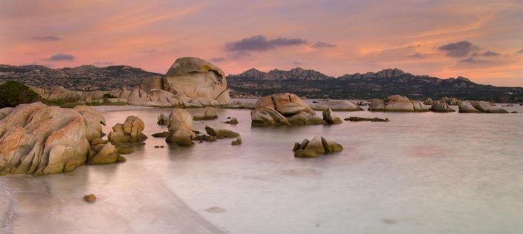 Sardegna-capocchia del polpo - La Maddalena