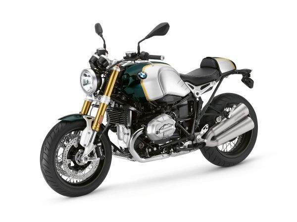 Stunning Option 719 Paint Schemes Added To Bmw R Ninet Line The Drive Bmw Motorcycles Retro Motorcycle Bmw