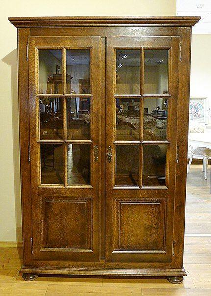 Книжный шкаф Состояние очень хорошее,массив,Европа,70-е года,размеры 123 х 47 х 183 см  цена 58.000 #дизайн #антиквариат #антикварнаямебель #стариннаямебель #винтаж #винтажнаямебель #дизайнинтерьеров #ампир #рококо #барокко #antik #antic #мебель #интерьер #антикварныймагазин #дом #дизайн #красиваямебель #массив #франция #antigue #ретро #барахолка #продам