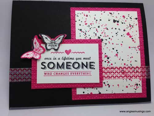 Stampin Up Card from www.angiesmusings.com