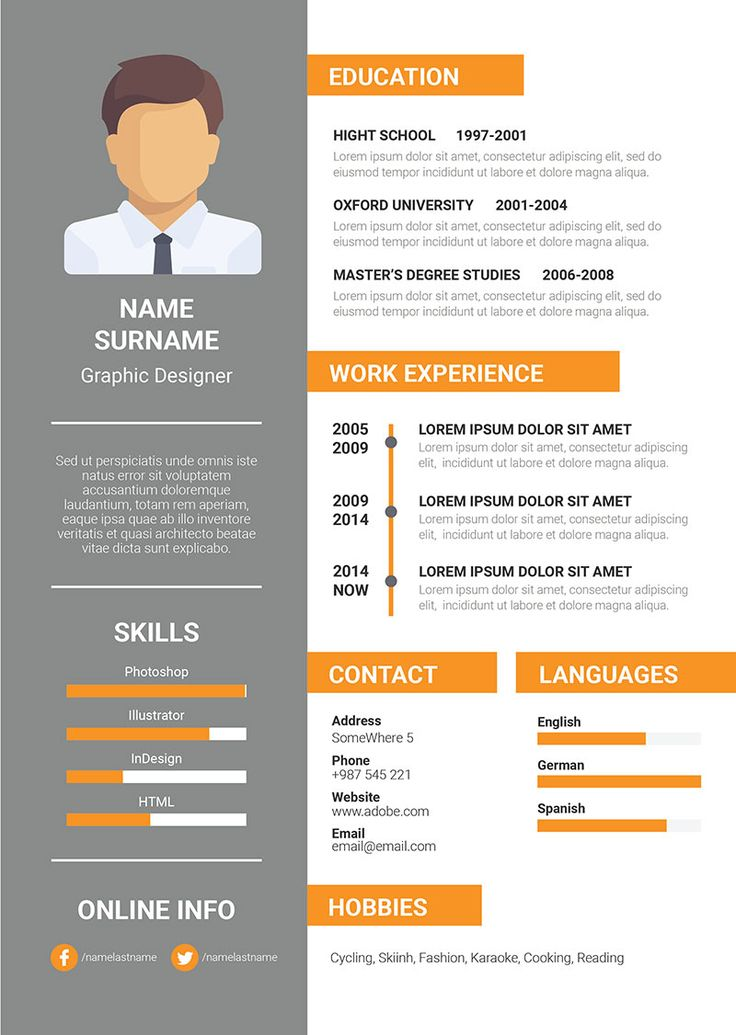 The 25+ best How to create resume ideas on Pinterest Create a - create resume online