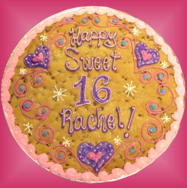 49 Best Cookie Cakes Images On Big Giant Birthday Cake