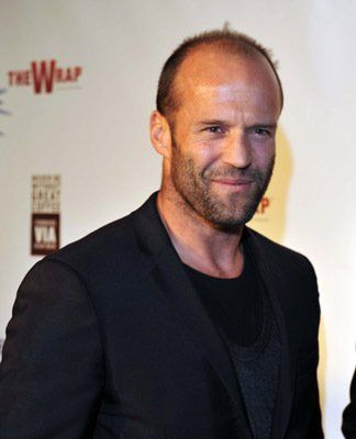 Jason Statham, handsome Rob, sorry Lou but you will never be!