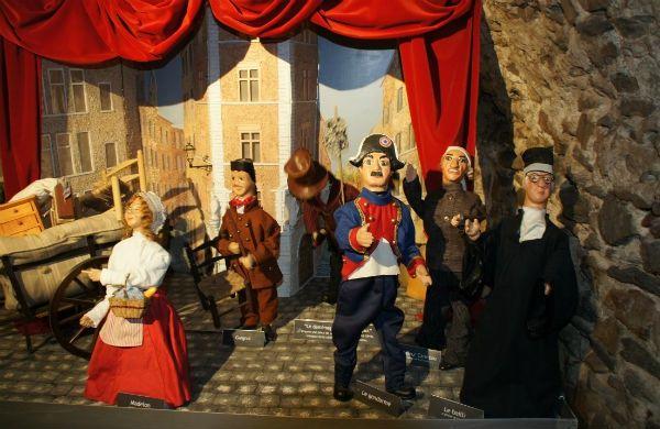 #Lyon Musée des automates #Guignol