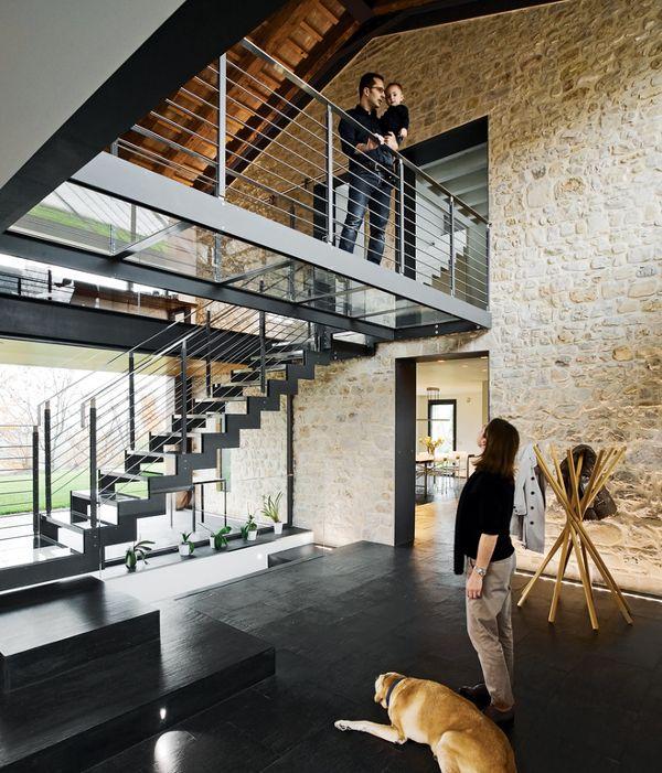 Interiors   Farmhouse In Northen Italy