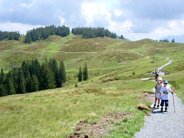 Camping Schlossberg Itter is zonder meer een fantastische, zeer schone camping met veel speelmogelijkheden voor kinderen in Oostenrijk.
