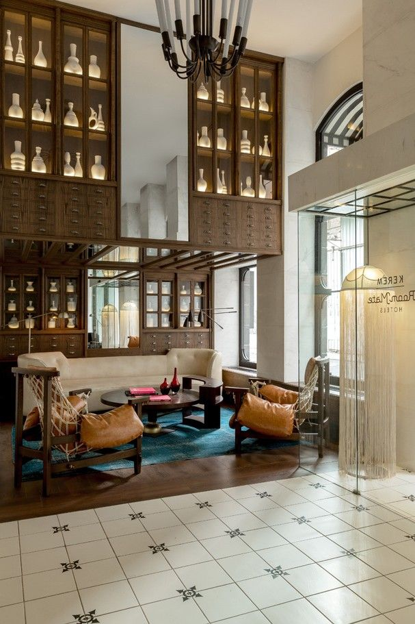 Room Mate Kerem Hotel Istanbul Common Area 16