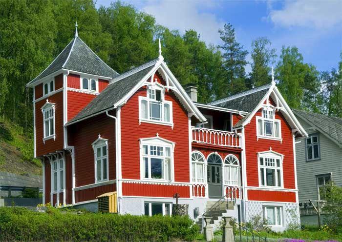 Villa, Ulvik, Hardanger, Norway