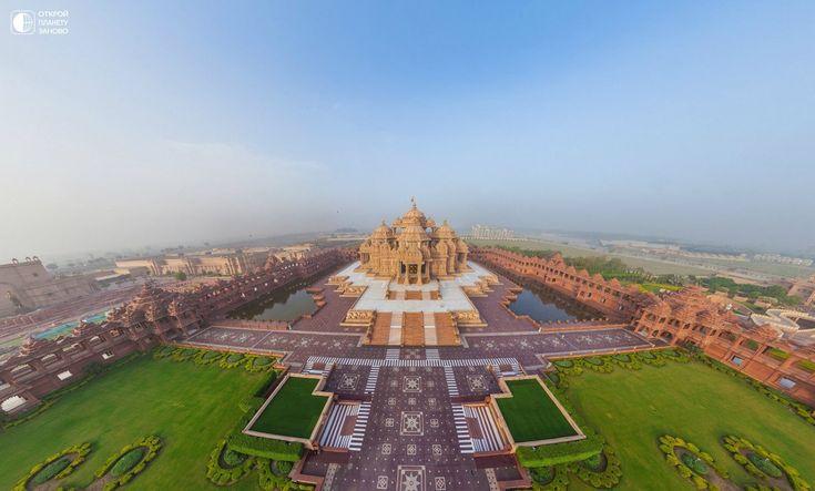 Храмовый комплекс Акшардхам, Дели, Индия - Путешествуем вместе