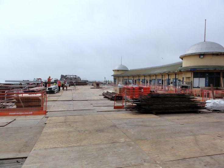Pier in 2014