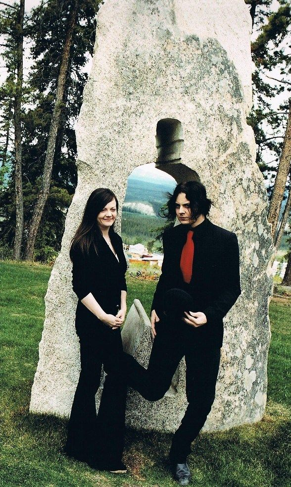 From Under Great White Northern Lights. The White Stripes.