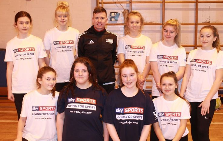 Double Paralympian Rik Waddon visits St Benedict's School http://www.cumbriacrack.com/wp-content/uploads/2017/03/Rik-Waddon-with-the-St-Benedicts-students.jpg Paralympian medal winner, Rik Waddon visited the PE Department of St Benedict's School last week, spending the day with a group of students from Year 9    http://www.cumbriacrack.com/2017/03/15/double-paralympian-rik-waddon-visits-st-benedicts-school/