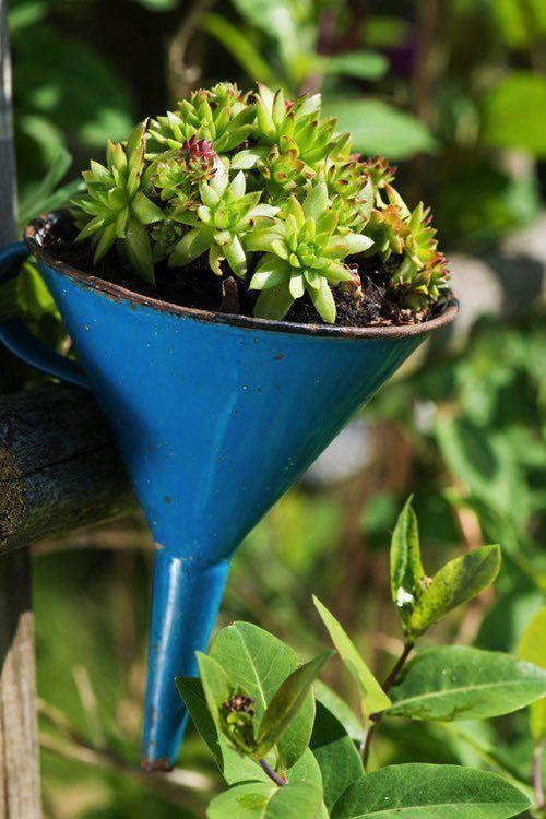 19 coole Ideen für Gartendekorationen, die jeder basteln kann