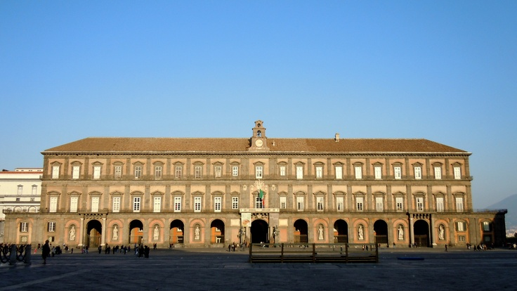 Naples (Italy); Palazzo Reale