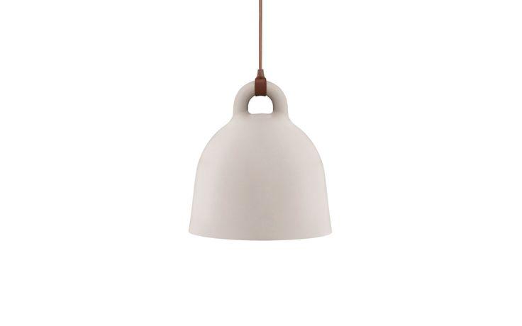 Bell lampe medium sand