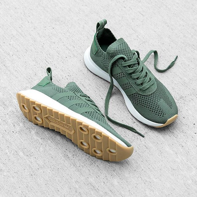 Adidas Women Shoes - Adidas Women Shoes - adidas Originals Flashback  Primeknit - We reveal the news in sneakers for spring summer 2017 - We  reveal the news ...