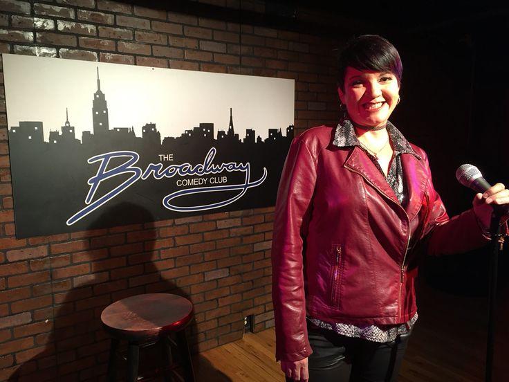 Broadway Comedy Club NYC