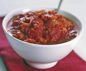 Chakalaka. It's tasty, it's local - and the name alone gets people in the mood for a braai (barbeque)! It's Chakalaka and it is usually served as a sauce or as a relish. BelAfrique - Your Personal Travel Planner - www.belafrique.co.za
