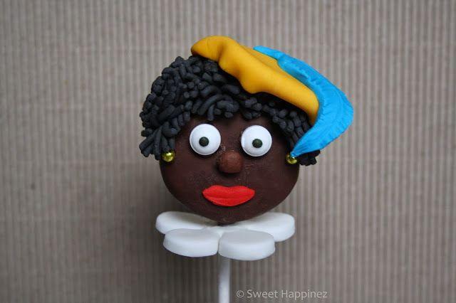 Zwarte Pieten Oreo Pops - How To