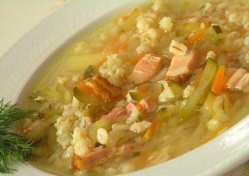 Рассольник – готовим настоящий русский суп / Простые рецепты