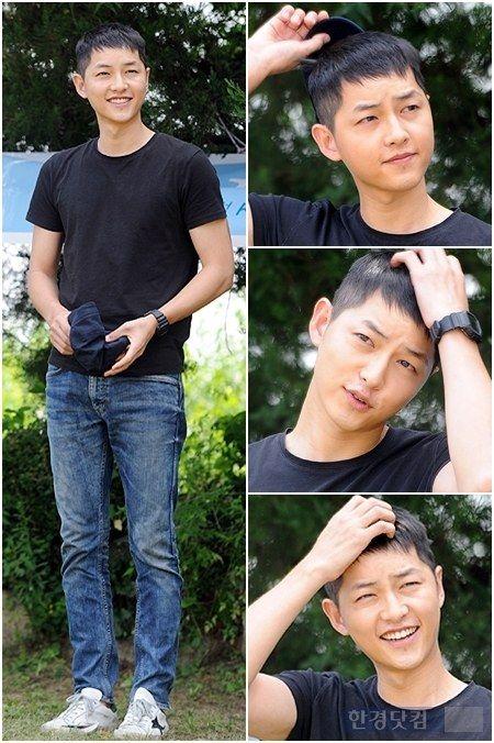 Song Joong Ki's enlistment *19