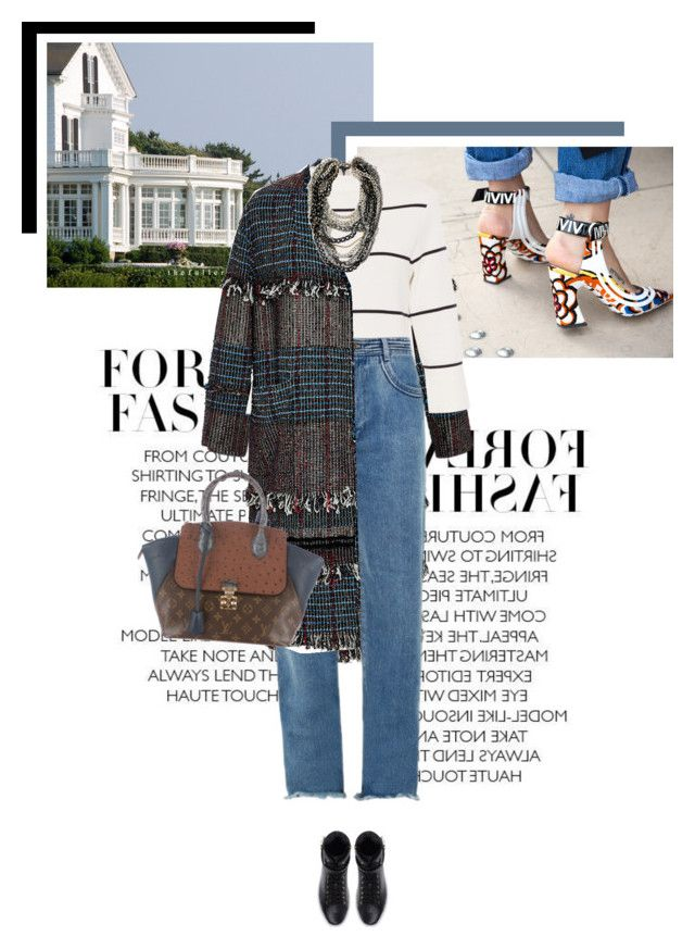 """My Hamptons' Side of Life"" by veronicamastalli on Polyvore featuring Thakoon, L.K.Bennett, Chloé, Fenton, Louis Vuitton and Rachel Zoe"