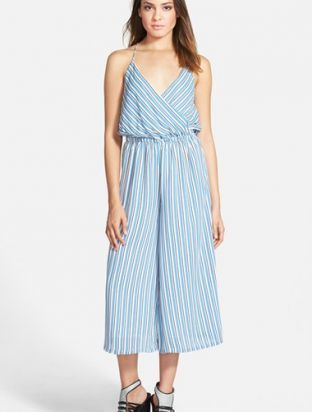 STOREE Stripe Gaucho Romper. More info : http://shoppingshoph.com/shop-details/storee-stripe-gaucho-romper-1435603864010121300