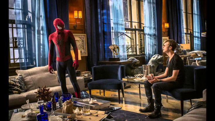 Regarder Télécharger The Amazing Spider-Man : le destin d'un Héros Film Gratuit