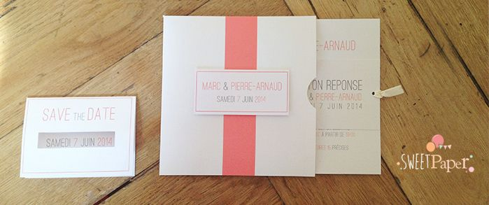 faire-part-mariage-save-the-date-moderne-original-corail-gay