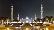 City Tour of Abu Dhabi: Sheik Zayed Mosque, Emirates Palace, Marina Mall